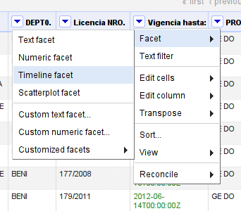 Cleaning Data with Refine