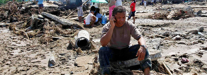 Cell Phones in Disaster PNEJ FrontlineSMS